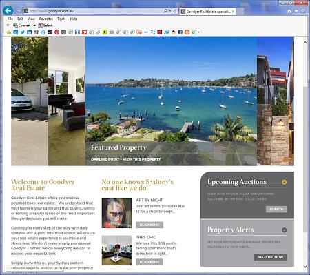 Goodyer's website